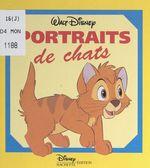 Vente Livre Numérique : Portraits de chats  - Walt Disney
