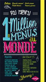 1 million de menus du monde
