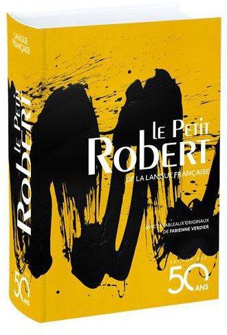 Dictionnaire Le Petit Robert de la langue française