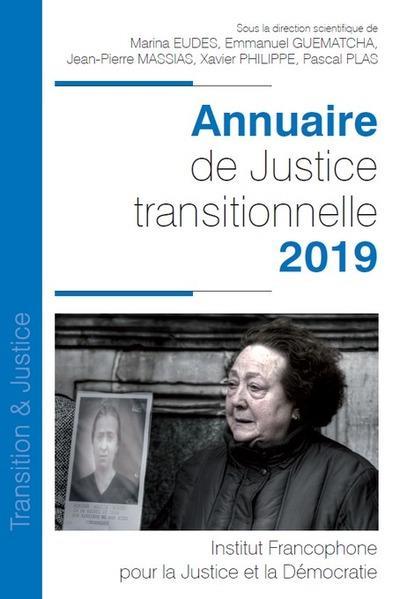 Annuaire de justice transitionnelle (édition 2019)
