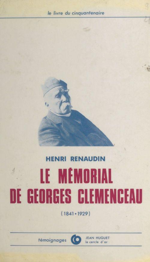 Le mémorial de Georges Clemenceau