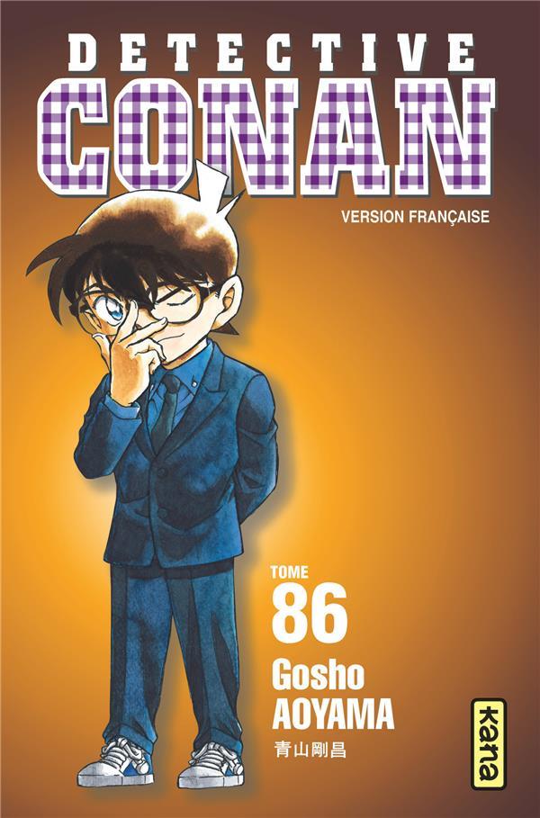 Detective Conan T.86