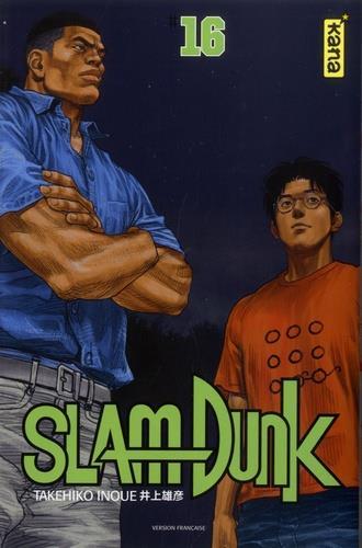 Slam dunk - star edition T.16