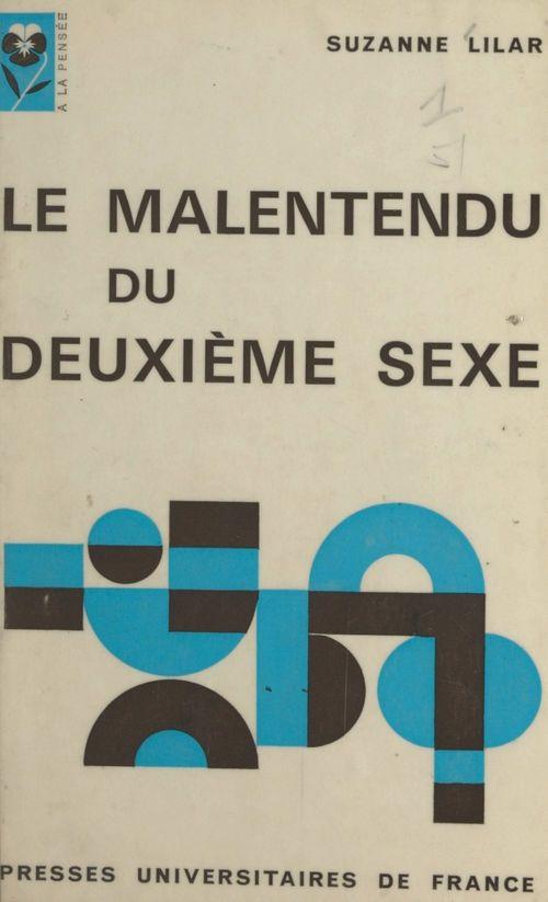 Le malentendu du Deuxième sexe