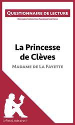 Vente Livre Numérique : La Princesse de Clèves de Madame de La Fayette  - Fabienne Gheysens - lePetitLittéraire.fr - lePetitLittéraire