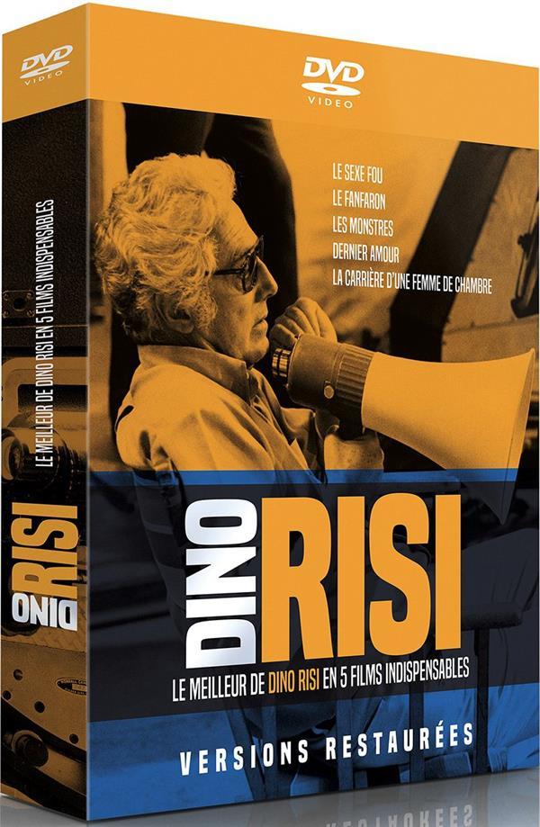 Coffret Dino Risi 5 films