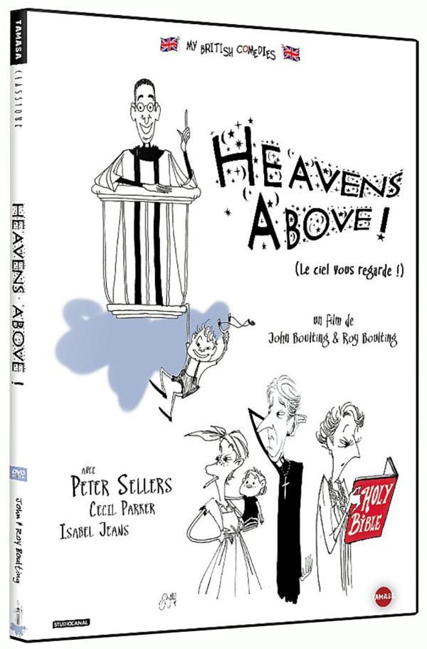 Heavens Above !(Le ciel vous regarde !)