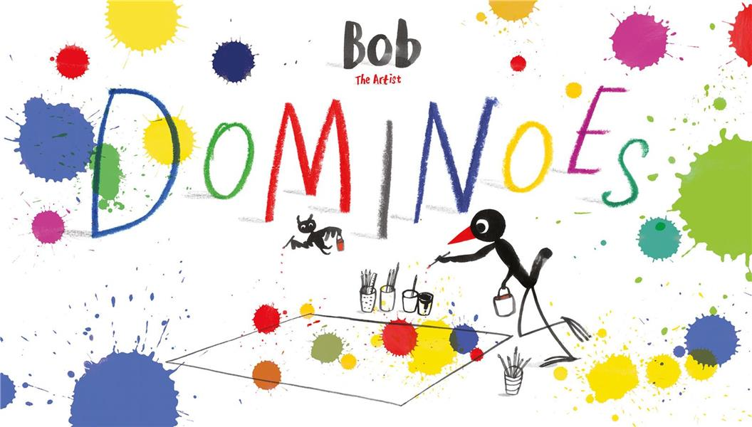 Bob The Artist: Dominoes /Anglais