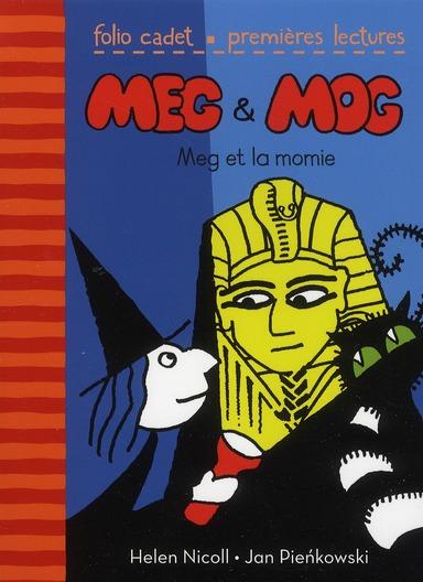 Meg & Mog ; Meg et la momie