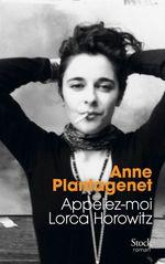 Vente Livre Numérique : Appelez-moi Lorca Horowitz  - Anne Plantagenet