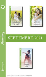 Vente EBooks : Pack mensuel Harmony : 3 romans (Septembre 2021)  - Helen Lacey - Michelle Major - Amy Woods