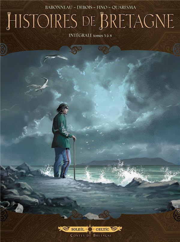 Histoires de Bretagne ; intégrale t.5 à t.8