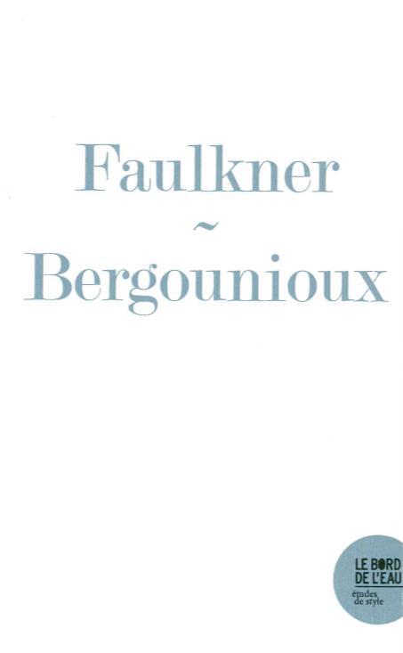 Rendre la parole ; les larrons de William Faulkner