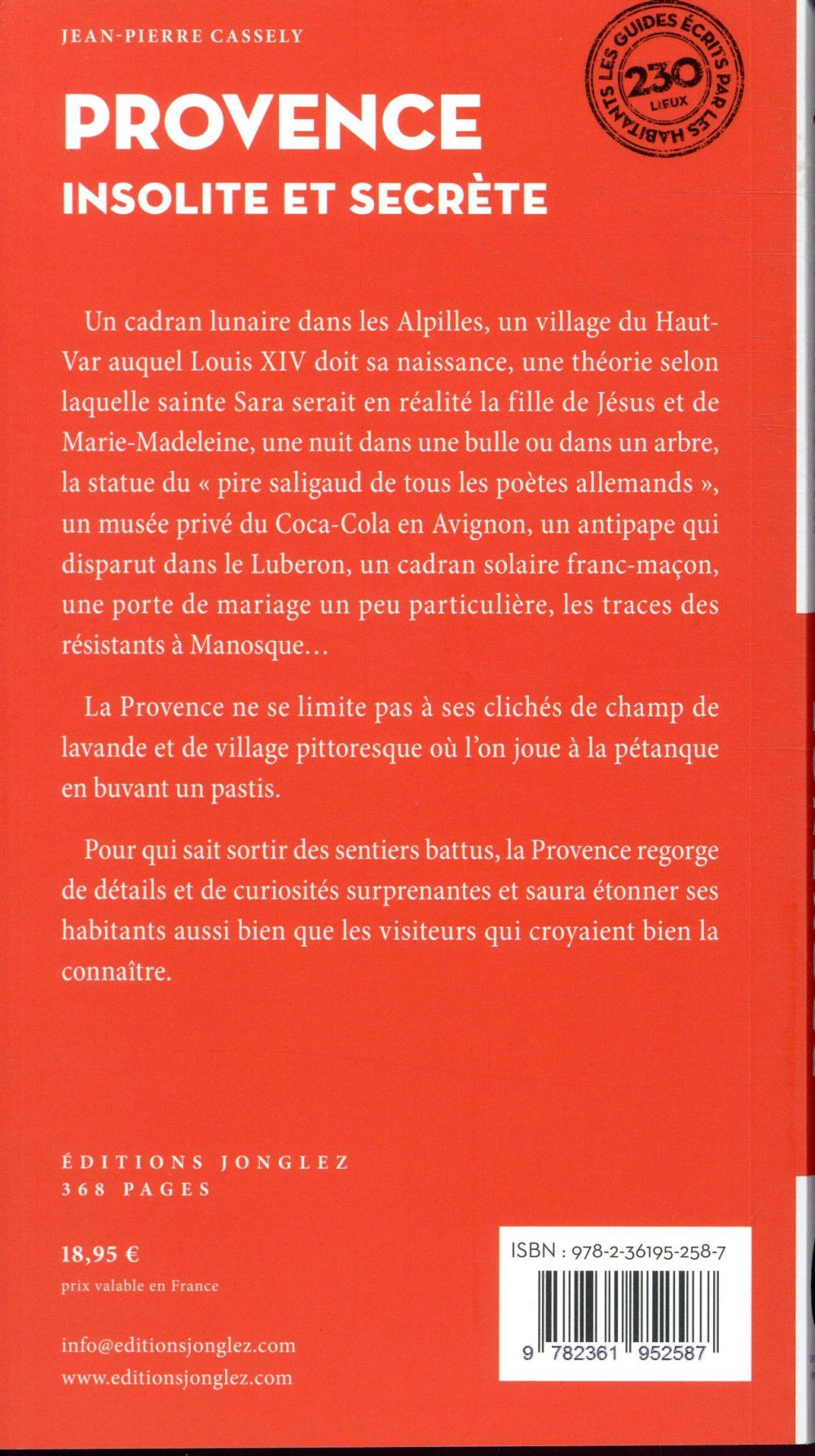 Provence (édition 2018)