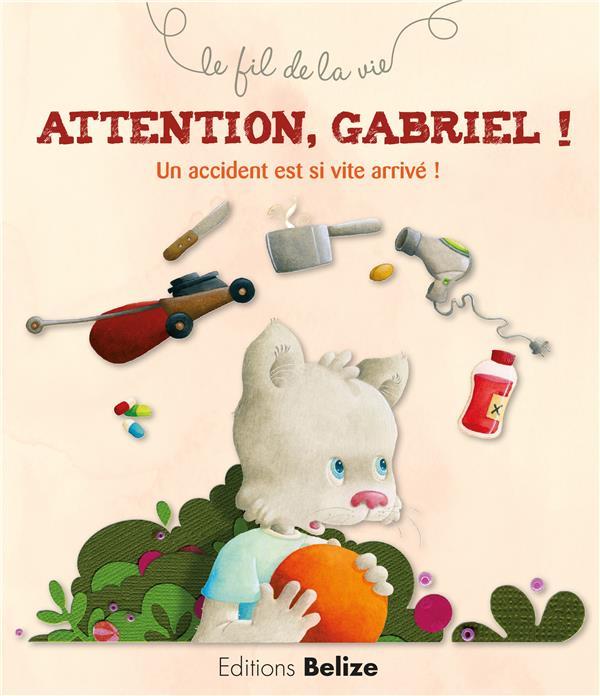 Attention, Gabriel ! un accident est si vite arrivé !