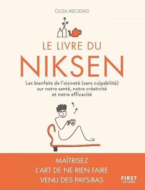 Le livre du Niksen