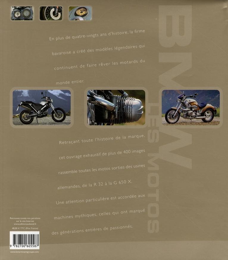 BMW les motos
