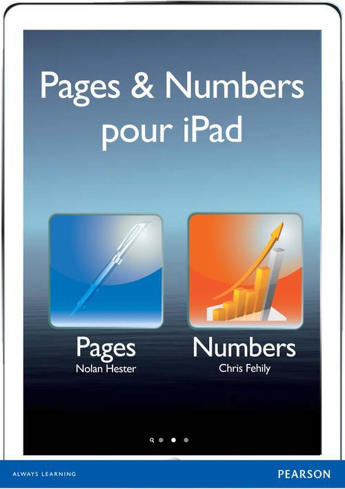 Pages & Numbers Pour Ipad ; Coffret