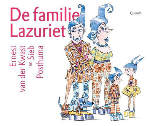 De familie Lazuriet