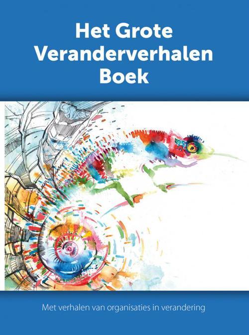 Het grote veranderverhalen boek