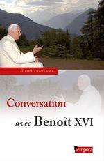 Vente Livre Numérique : Conversation avec Benoît XVI  - Benoît XVI