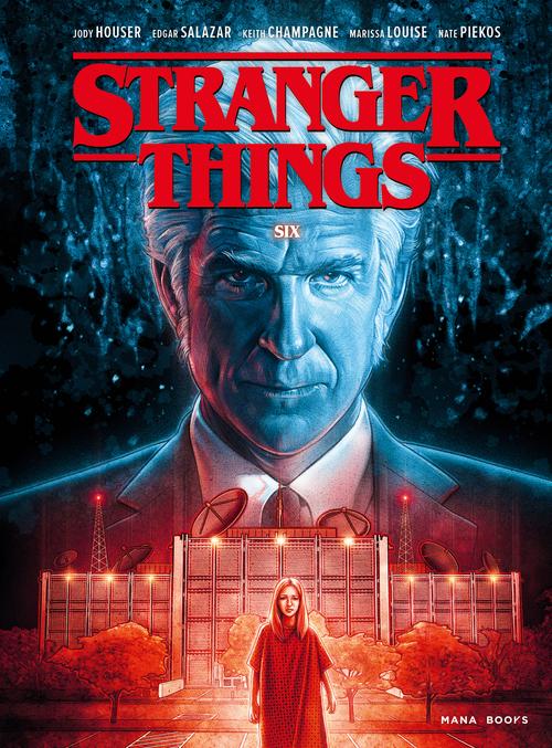 Stranger Things T.2 ; six