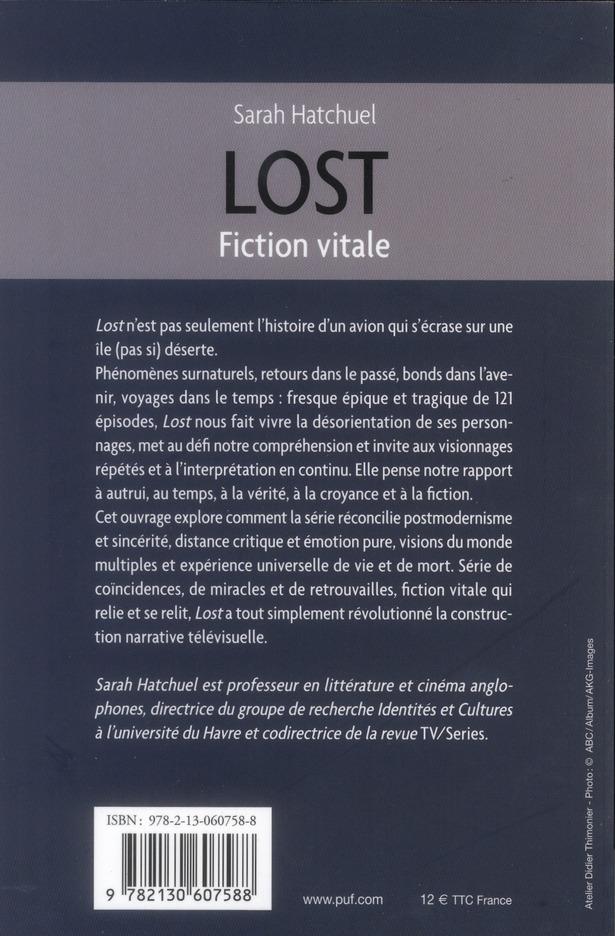 lost ; fiction vitale