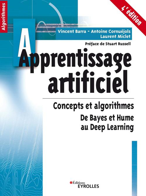 Apprentissage artificiel (4e édition)