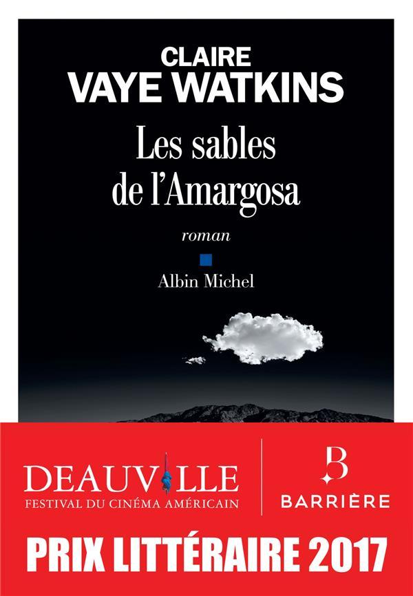 Les sables de l'Amargosa