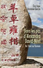 Vente EBooks : Dans les pas d'Alexandra David Néel  - Christian Garcin - Éric Faye