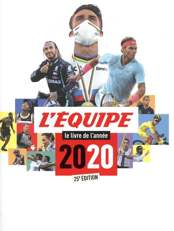 L'équipe, le livre de l'année (édition 2020)