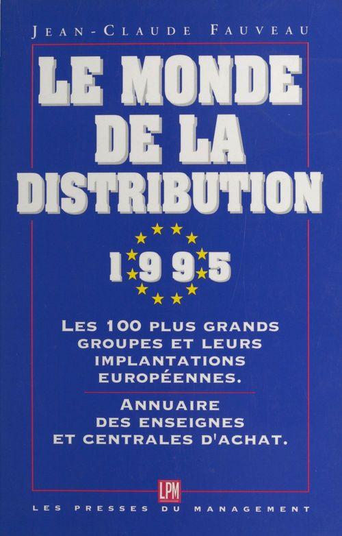 Monde de distribution 1995