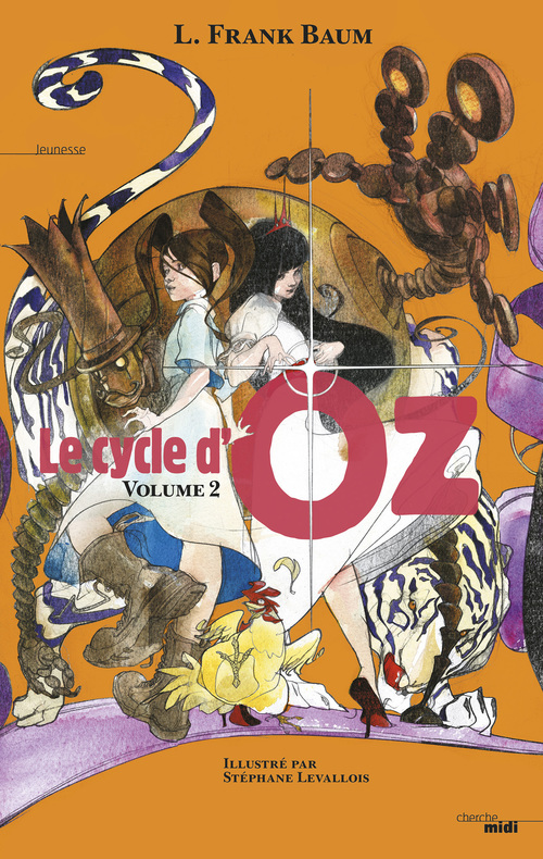 Le Cycle d'Oz - Volume 2