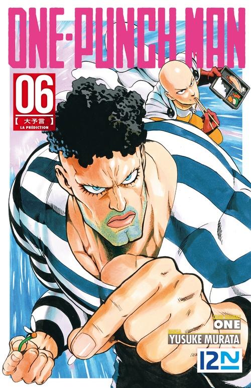 One-Punch Man t.6 ; la prédiction