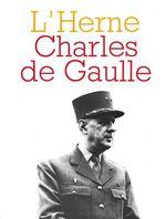 Vente Livre Numérique : Cahier de L'Herne n° 21 : Charles de Gaulle  - Michel Cazenave - Olivier Germain-Thomas