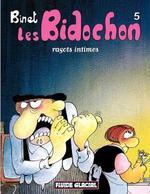 Couverture de Les bidochon t.5 ; ragots intimes