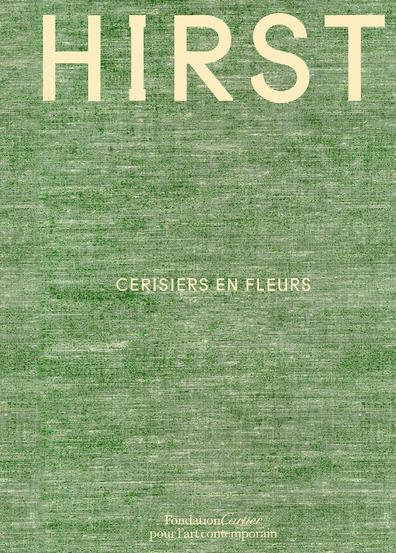 Damien Hirst : Cerisiers en fleurs