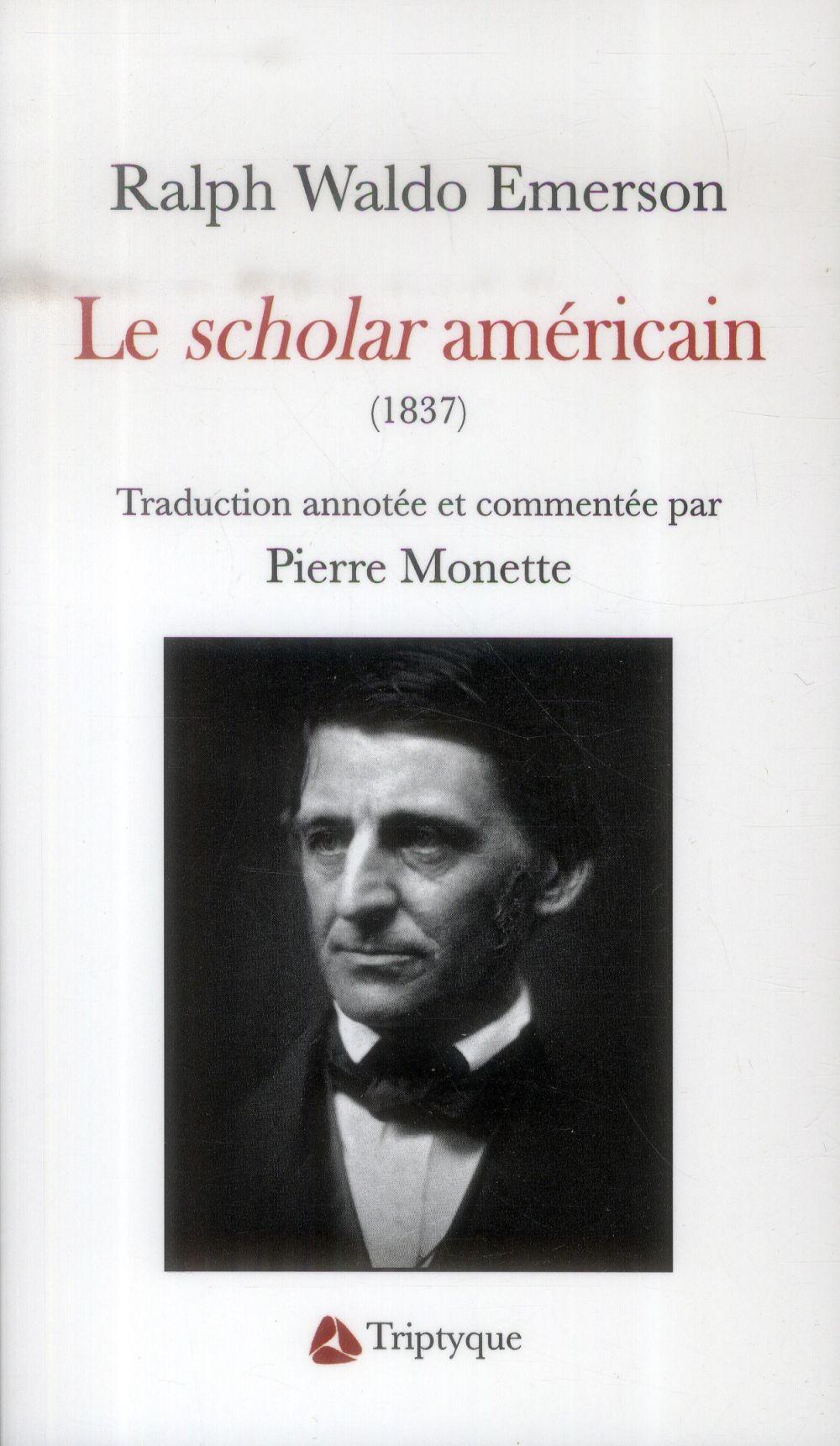 Le scholar américain (1837)