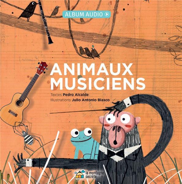 Animaux musiciens
