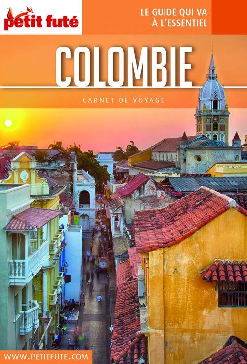 GUIDE PETIT FUTE ; CARNETS DE VOYAGE ; Colombie
