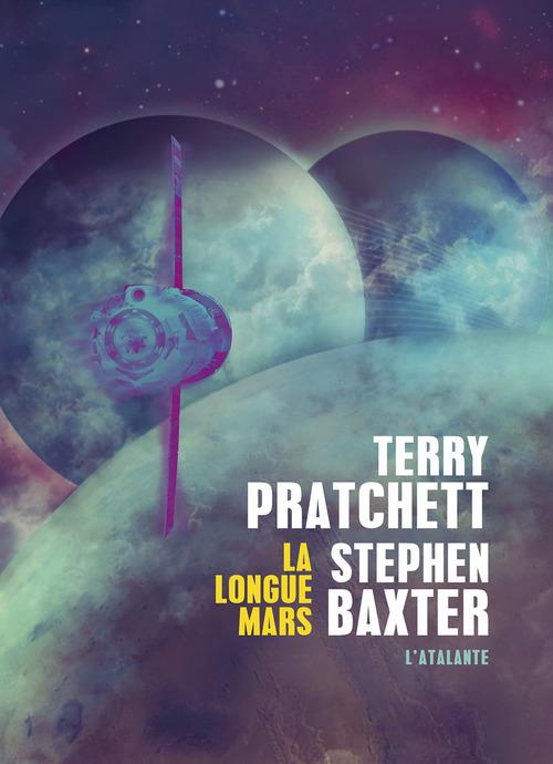 La longue Terre t.3 ; la longue Mars