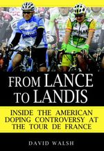 Vente Livre Numérique : From Lance to Landis  - David WALSH
