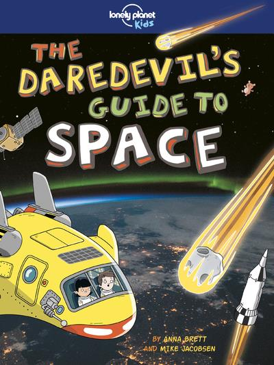 The daredevil's guide to outer space (édition 2019)