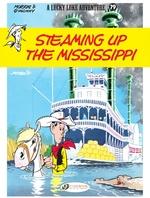Vente EBooks : Lucky Luke - Volume 79 - Steaming Up the Mississippi  - René Goscinny