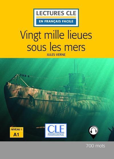 Vingt mille lieues sous les mers, d'après Jules Verne ; niveau A1