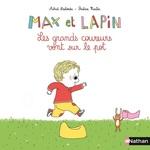 Vente Livre Numérique : Max et Lapin T.2 ; les grands coureurs vont sur le pot  - Astrid Desbordes