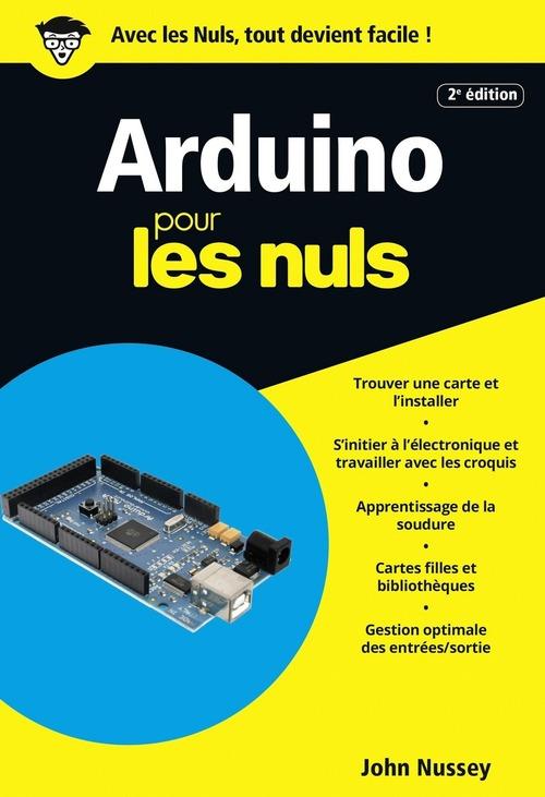 Arduino pour les nuls (2e édition)