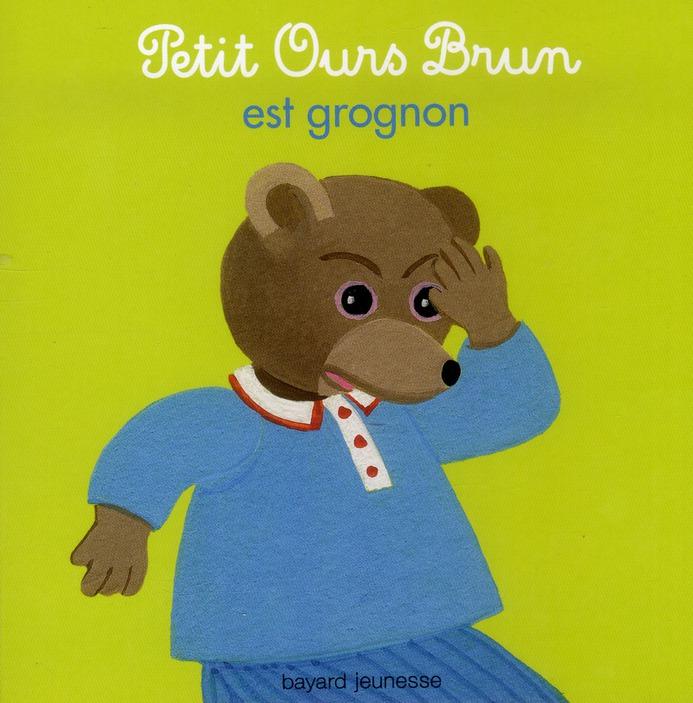 Petit Ours Brun Est Grognon