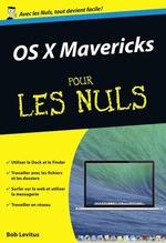 Vente Livre Numérique : OS X Mavericks poche Pour les Nuls  - Bob LEVITUS
