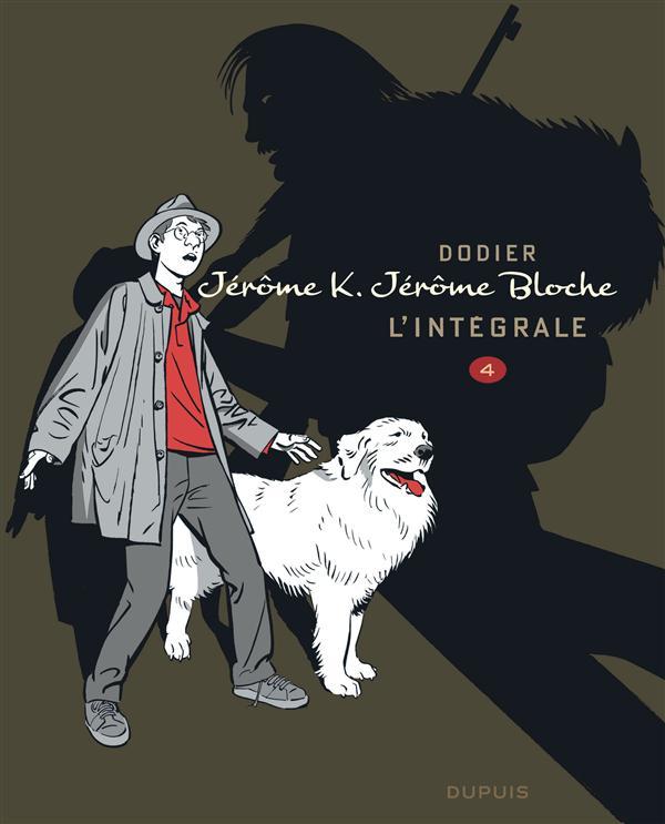 Jérôme K. Jérôme Bloche ; Intégrale vol.4 ; t.19 à t.24